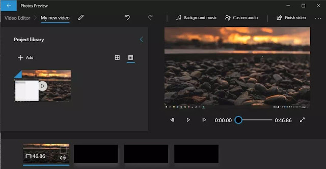 Cara Menggabungkan Audio dan Video di Windows 10-2
