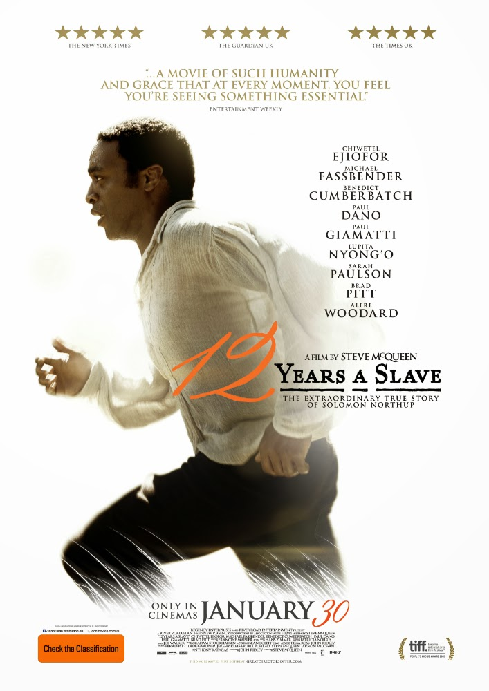 Tfc 12 Years A Slave 2013