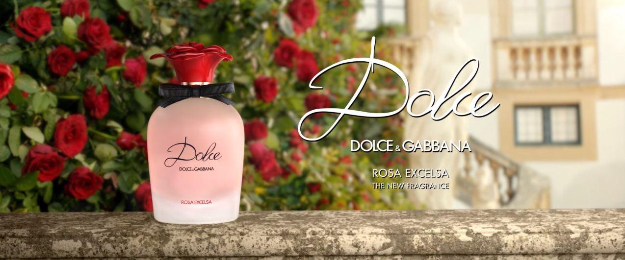 Canzone Dolce&Gabbana Dolce Rosa Excelsa Pubblicità