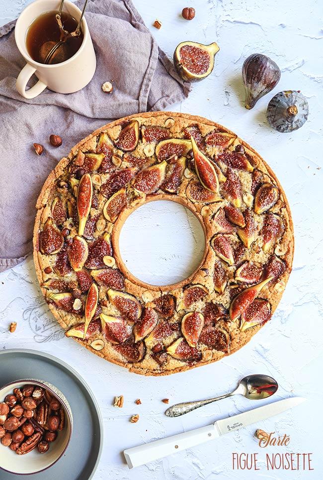 tarte-figue-noisette
