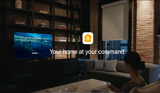 Add a HomeKit accessory in the Home app