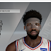 Joel Embiid Cyberface with Mask and Body Model By JAY HAWKS [FOR 2K21]