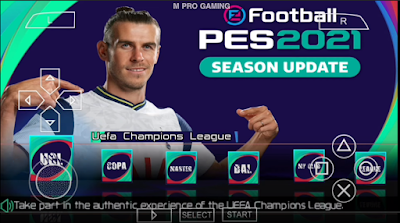 Download PES 2021 PPSSPP For Android Offline