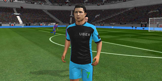 Kit Dream League Soccer Seragam Ojek Online