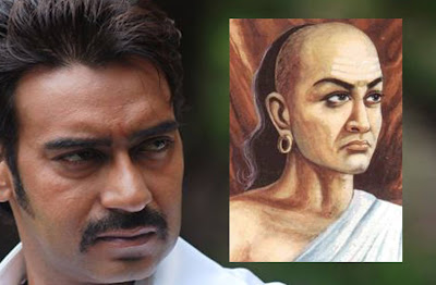 Ajay Devgan New Movie Chanakya 2021