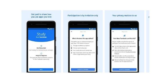 Facebook Study App Refer Earn