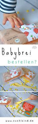 Frischen Bio Babybrei bestellen