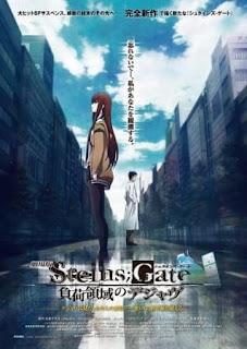 تقرير فيلم بوابة؛ستاينز: منطقة تحميل وهم سبق الرؤية Steins;Gate Movie: Fuka Ryouiki no Déjà vu