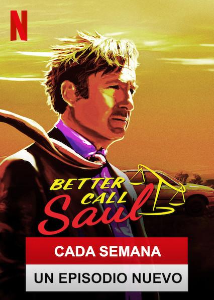 Better Call Saul (2020) Temporada 5 NF WEB-DL 1080p Latino