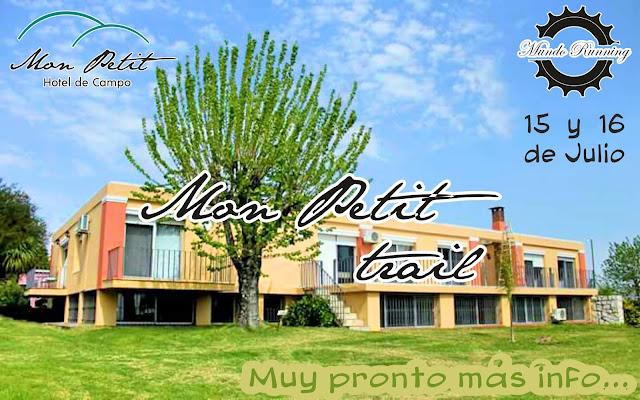 25k - 12k - 6k Mon Petit Trail (Rosario - Colonia, 15-16/jul/2017)