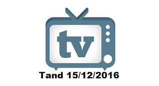 Tandberg 15 Desember 2016