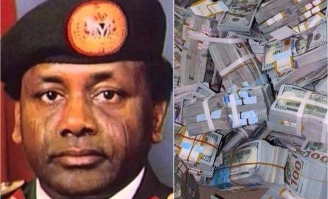 Another £211million Abacha loot seized from bank account in Channel Islands