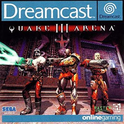 quake 3 dreamcast