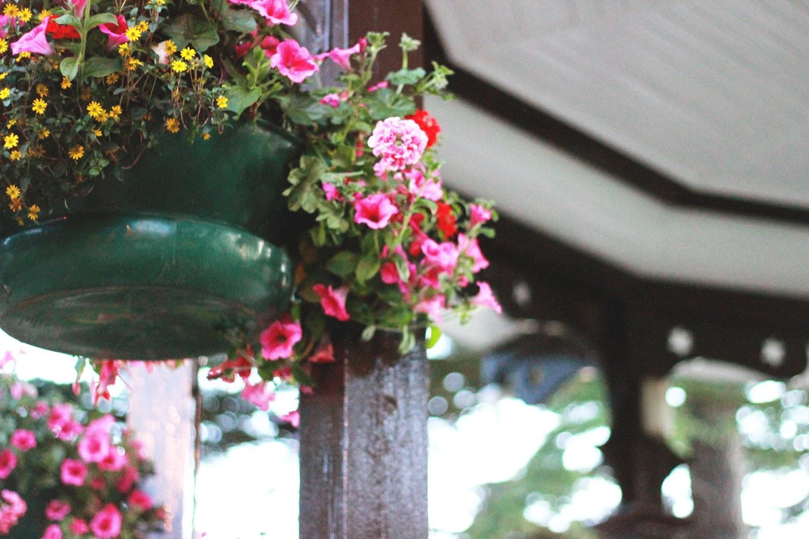Belper River Gardens Bandstand