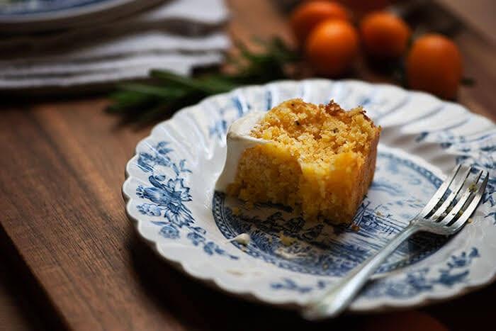 kumquat dessert recipe