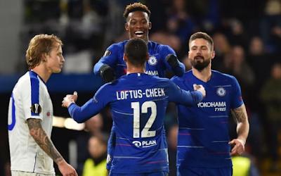 Chelsea vs Dynamo Kiev Live Stream