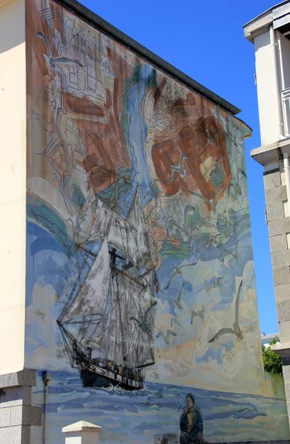Brest 2016, côté terre