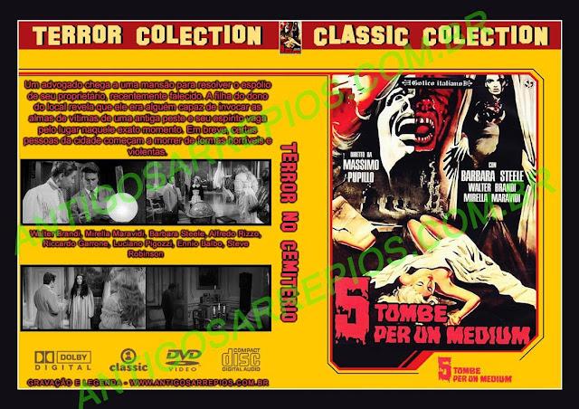 5 tombe per un medium (1965)