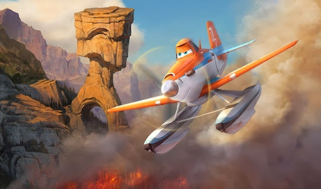 Planes Fire & Rescue animatedfilmreviews.filminspector.com