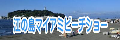 江の島マイアミビーチショー