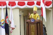 HUT Provinsi ke - 56 Gubernur Paparkan Program Strategis dan Capaian Pembangunan