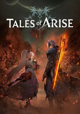 Capa do Tales of Arise