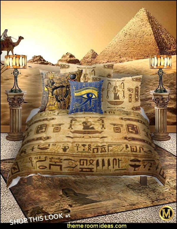 egyptian bedding egyptian rooms egyptian furniture pyramid murals pyramid home decor