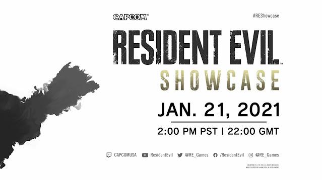 Residental Evil Showcase on 21st January