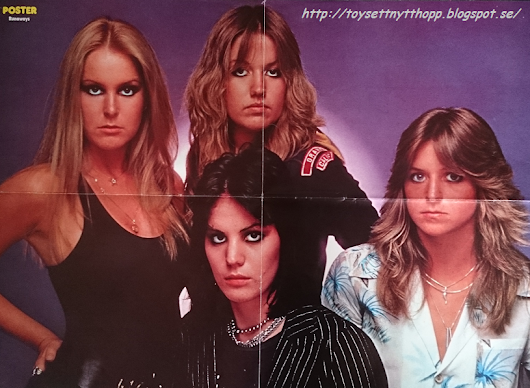 The Runaways - Poster 1978