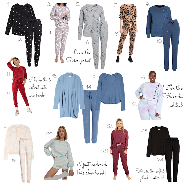 What We All Really Need this Winter: Matching Sets