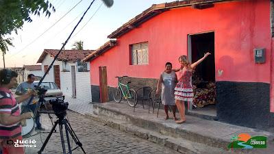 Chiquinha Bernardino apareceu na TV