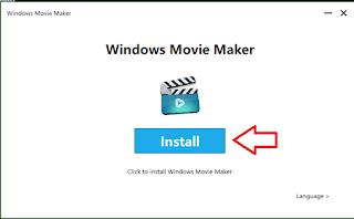 Cara Install dan Download Movie Maker