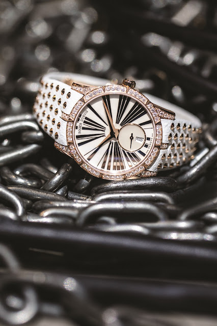Celebrate Mother's Day in 'Swiss Style' with Excalibur 36 from Roger Dubuis