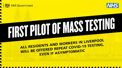 liverpool first pilot of mass testing