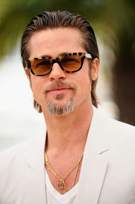 Brad Pitt Body