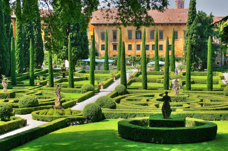 Ruta por la toscana entre jardines renacentistas guia de for Jardines italianos