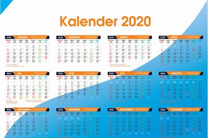 BIAYA MEMBUAT KALENDER DINDING TAHUN 2020