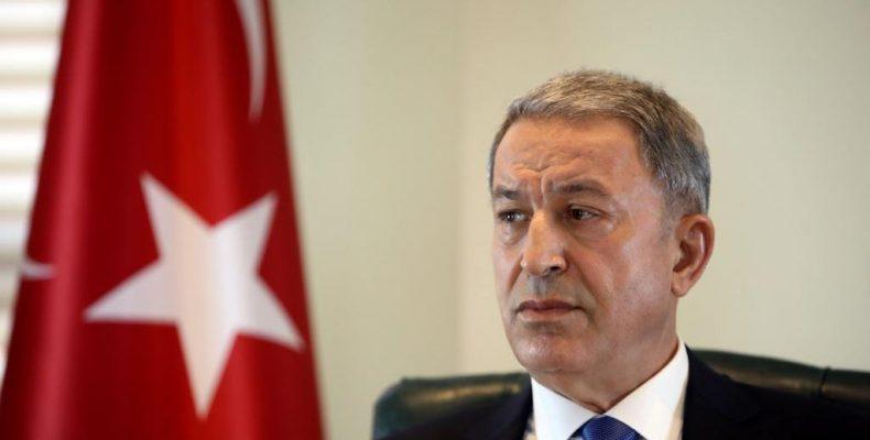 Ακάρ: Τουρκικό εθνικό ζήτημα η Κύπρος!