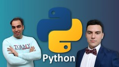The Python Developer Course™: Master Python 3 & Data Science