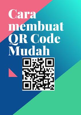 cara membuat qr code secara online mudah cepat dan gratis