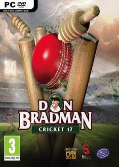 Free Download Don Bradman Cricket 17  PC Game