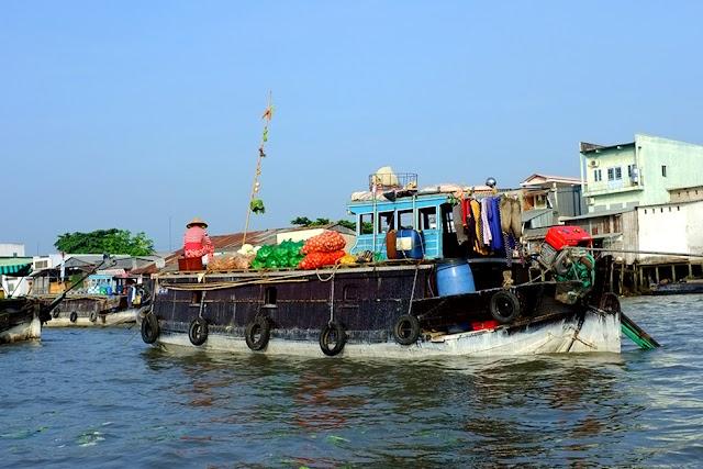 Can Tho among world's top ten beautiful canal cities
