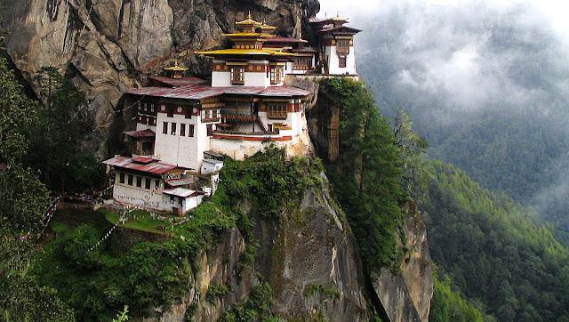 ideja za sanjsko potovanje: Butan