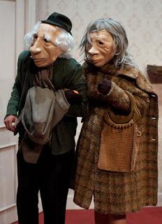André y Dorine [Kulunka Teatro]