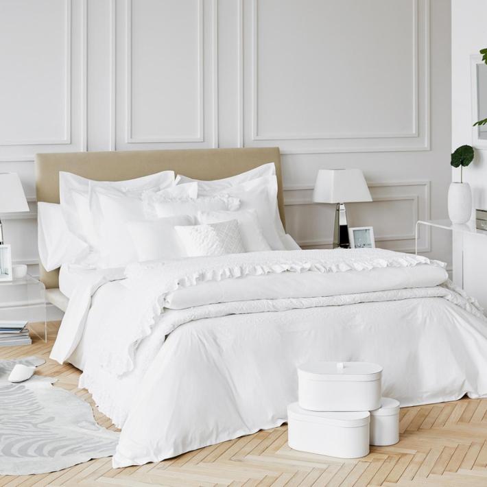 Cómo vestir nuestra cama con un estilismo de revista