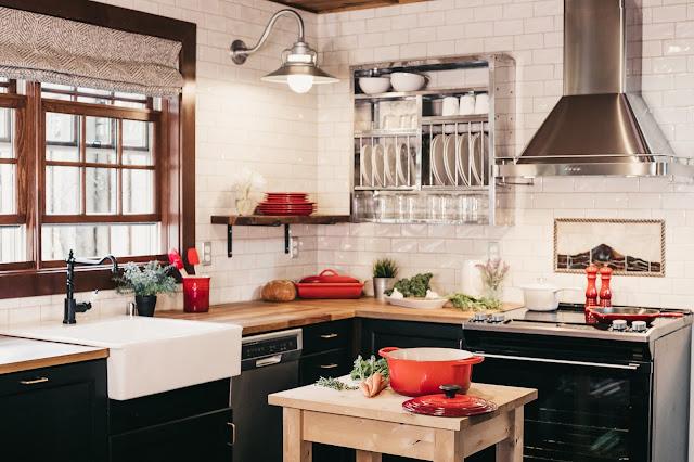 Model Desain Dapur Minimalis Modern Dengan Kitchen Set Terbaru