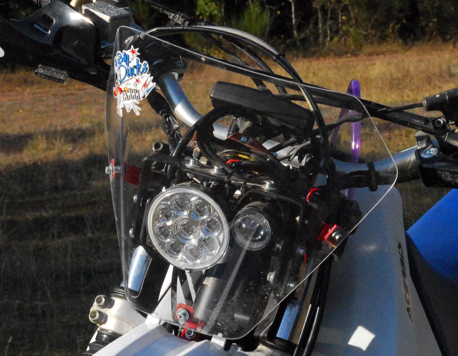 350 Elektrik Parts & Specials
