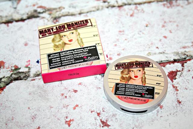 theBalm Cosmetics - Travel Size Classics - MaryLou Manizer