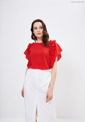 Blusas elegantes para damas