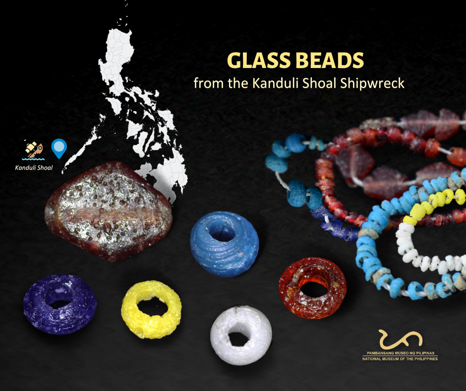 Colorful Glass Beads from the Kanduli Shoal Shipwreck [Archaeological Studies]